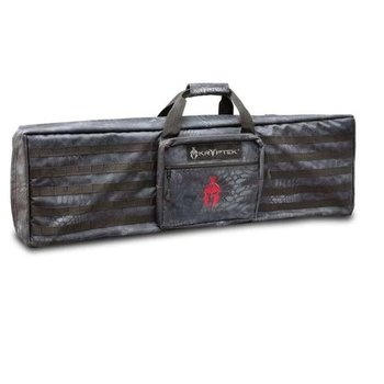 KRYPTEK TACTICAL DOUBLE RIFLE CASE RAID 42