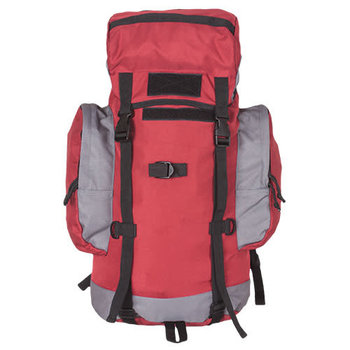 FOX OUTDOOR RIO GRANDE 25 PACK BURGANDY/GREY
