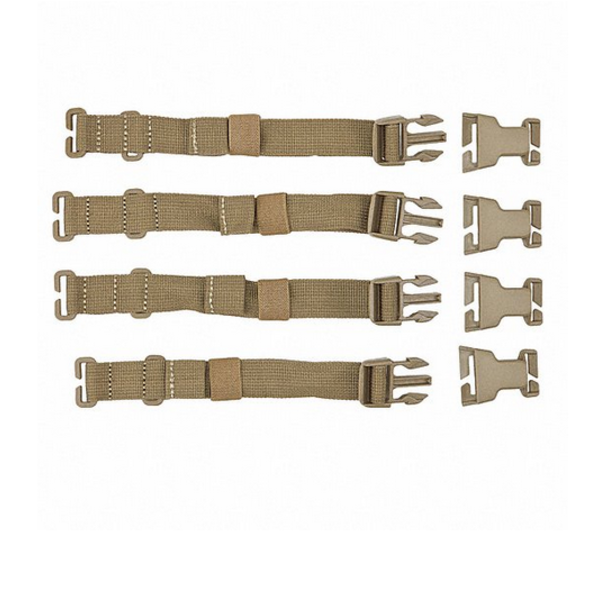 5.11 TACTICAL RUSH TIER STRAPS SANDSTONE