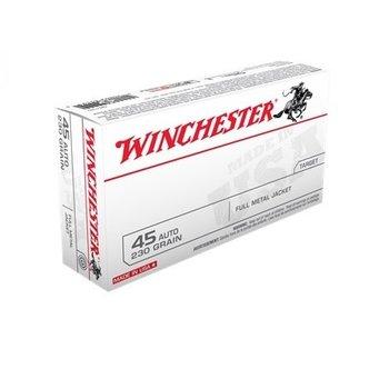 WINCHESTER 45 AUTO 230GR FMJ 50CT