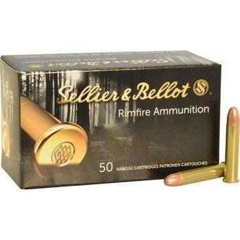 SELLIER & BELLOT 22 LR 40GR SB STANDARD 50CT