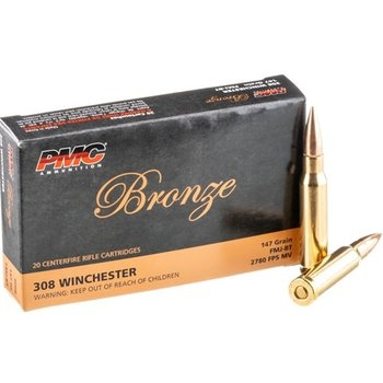 PMC 308 WIN 147GR FMJ-BT 20CT