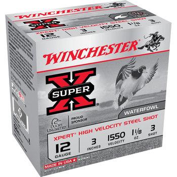 """WINCHESTER 12GA 2-3/4"""" 1-1/16OZ 3SHOT"""