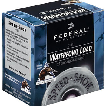 FEDERAL SPEED SHOK 10GA 3 1/2, 1 1/2 oz, BBB