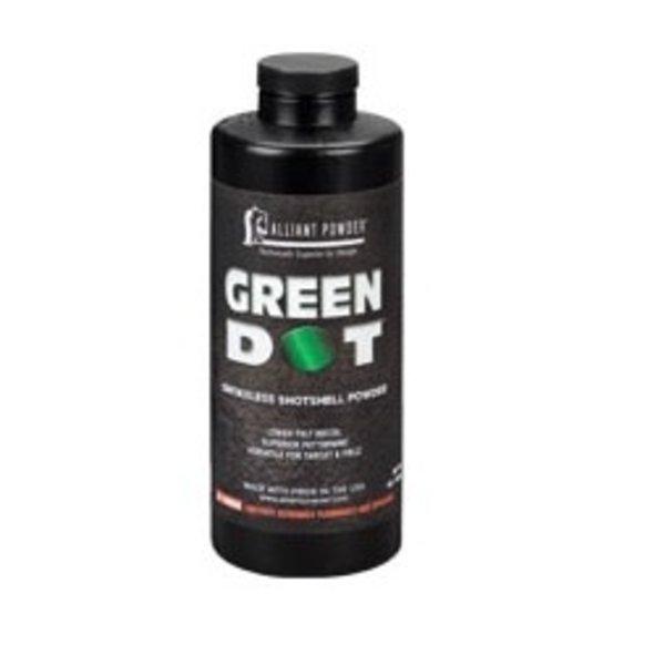 ALLIANT RELOADER GREEN DOT 1LB POWDER