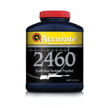 ACCURATE POWDER 2460 1LB POWDER