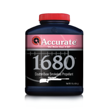 ACCURATE POWDER 1680 1LB POWDER