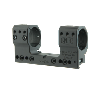 SPUHR ISMS MOUNT 34MM 20.6MOA/6MIL PIC