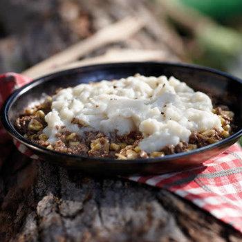 HAPPY YAK Shepherds Pie (Gluten Free)