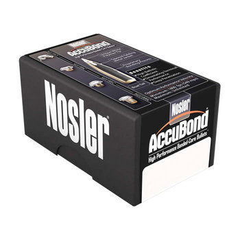 NOSLER ACCUBOND RIFLE BULLETS