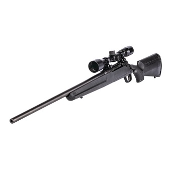 SAVAGE ARMS AXIS XP LEFT HAND 243 WIN W/BUSHNELL SCOPE