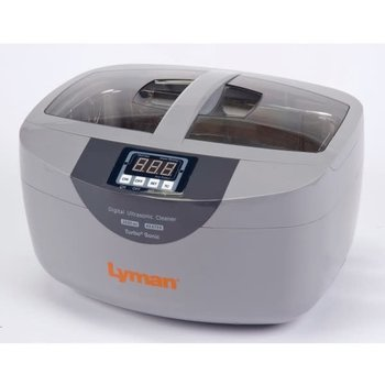 LYMAN TURBO SONIC 2500 CASE CLEANER