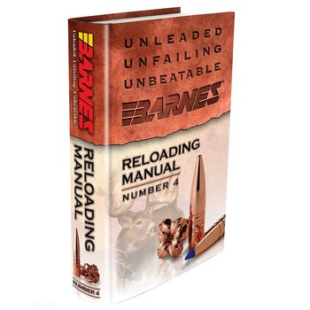 BARNES MANUAL RELOADING