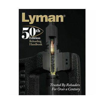 LYMAN 50TH EDITION RELOADING HANDBOOK