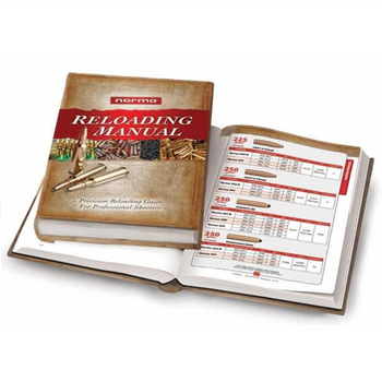 NORMA RELOADING MANUAL PRECISION RELOADING GUIDE FOR PRO SHOOTERS