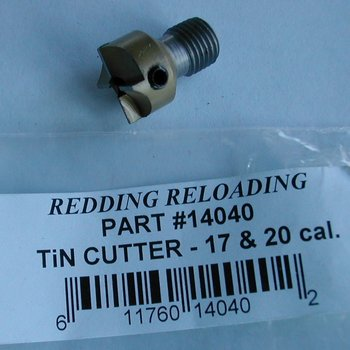 REDDING TIN CUTTER 17 & 20 CAL