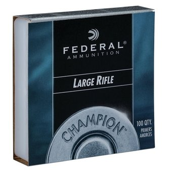 FEDERAL PRIMERS 100ct