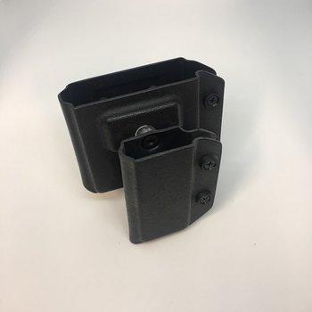HAMMER ARMAMENT POUCH - ODIN AR10/ GLOCK G21 ODIN MAG HOLDER TEK-LOK (BLACK)