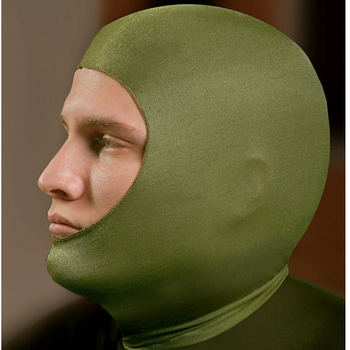RYNOSKIN HOOD ONE SIZE GREEN