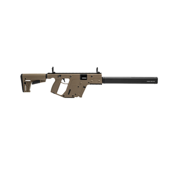 "KRISS VECTOR CARBINE 9MM 18.6"" BBL FDE"