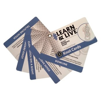UST LEARN & LIVE KNOTS CARDS