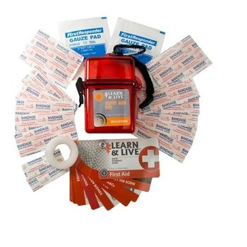 UST LEARN & LIVE FIRST AID KIT