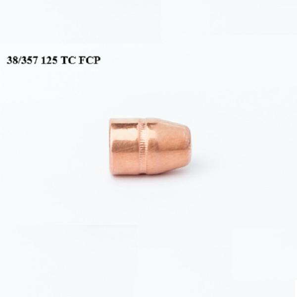 CAMPRO 38/357 125GR TC FCP 1000ct