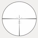 "BURRIS FULLFIELD IV 2.5-10x42MM 1"" BALLISTIC E3 RETICLE MATTE BLACK"