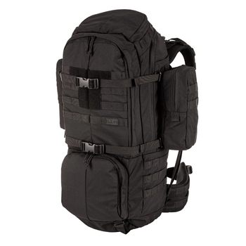 "5.11 TACTICAL RUSH 100 BLACK S/M 30""-36"" Hip 60L"