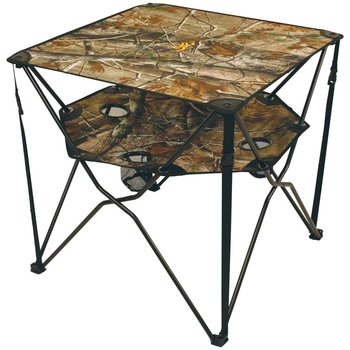 ALPS OUTDOORS BROWNING DOUBLE BARREL TABLE