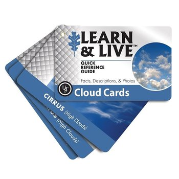 UST LEARN & LIVE CLOUD CARDS