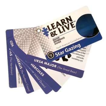 UST LEARN & LIVE STAR GAZING CARDS