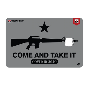 TEKMAT COME AND TAKE IT BENCH GUN CLEANING MAT