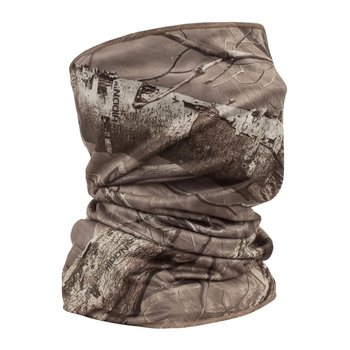 HUNTWORTH POLY-SPANDEX UNLINED NECK TUBE Hidd'n Camo
