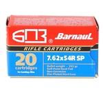 BARNAUL 7.62x54R 203GR SP 20ct