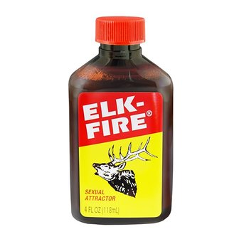 WILDLIFE RESEARCH ELK-FIRE ATTRACTANT 4oz
