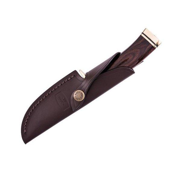 BUCK KNIVES ZIPPER HERITAGE WALNUT HANDLE