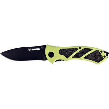 RUKO HIVIS GREEN KNIFE