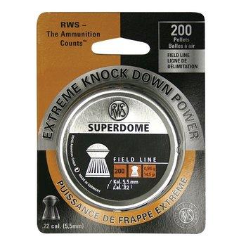 RWS 22 CAL BLISTER UMAREX SUPERDOME 200CT