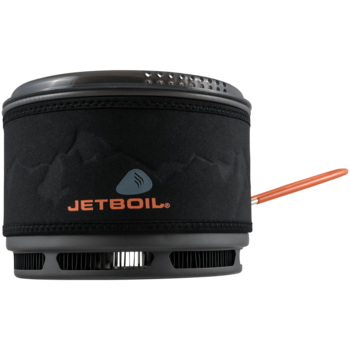 JETBOIL 1.5L CERAMIC COOKING POT W/FLUXRING