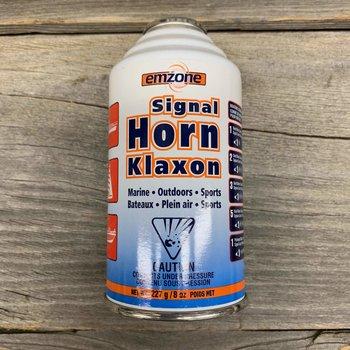 EMZONE SIGNAL HORN REFILL 8 OZ