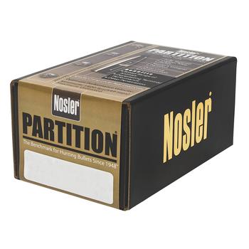 NOSLER PARTITION 25 CAL 100gr 50ct