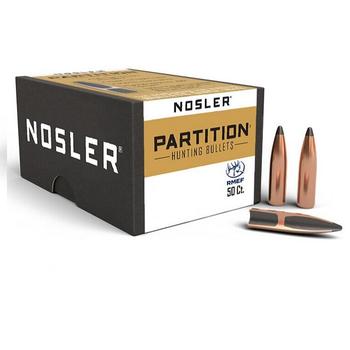 NOSLER PARTITION 270 CAL 160gr 50ct