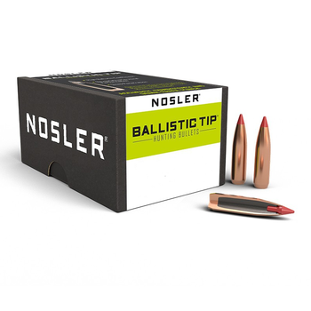 NOSLER BALLISTIC TIP 7mm 150gr 50ct