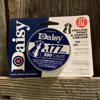 DAISY BB 177 HOLLOW POINT PELLETS 500ct
