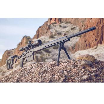 "CHRISTENSEN ARMS MPR 338 LM 27"" 1/9.3 Black"