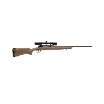 SAVAGE ARMS AXIS II XP 6.5 CREEDMOOR w/BUSHNELL BANNER SCOPE