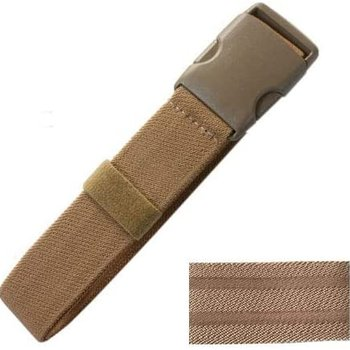 SAFARILAND REPLACEMENT LEG STRAP Double Assembly Coyote Brown