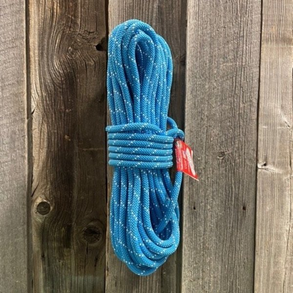 """ATWOOD ROPE 1/2"""" x 100' 2000 lbs (Not Rated for Climbing) Blue/White"""