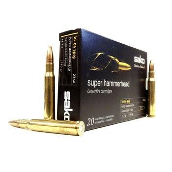 SAKO 30-06 SPRG 180gr SUPER HAMMERHEAD 20ct